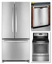 refrigerator home depot. 3 piece viking kitchen appliance bundle at home depot consist with french door refrigerator and dishwasher also freestanding range