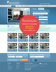 website templates download free designs real estate website template psd for free download cssauthor com