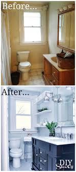 Diy Bathroom Reno Diy Show Off Bathroom Makeovers Vanities And Home Improvements