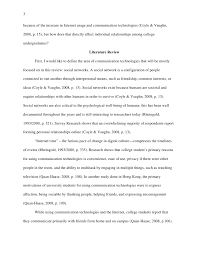 Research Proposal Template Fascinating What To Write In Literature Review Of A Research Proposal
