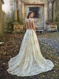 Rose Wedding Dress Designer Contemporary Rose Wedding Dress Galium Lahav Lily Brown