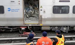 Driver in deadly Long Island commuter train crash fled minor ...
