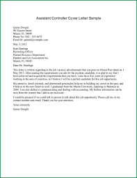 Sample Cover Letter For Dental Assistant Assistant Cover Letter