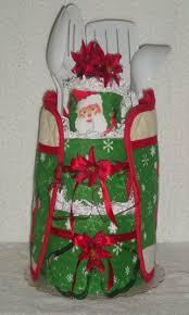 Kitchen Gifts Christmas Kitchen Towel Cake Towel Cakes Pinterest Kitchen