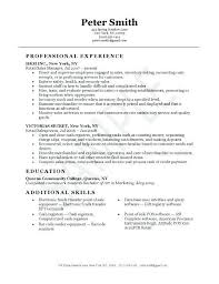 Resume Objective For Retail Enchanting Retail Resume Objectives Colbroco