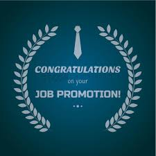 Congrats On Your Promotion Congratulations On Your Job Promotion Vector Image 1615709