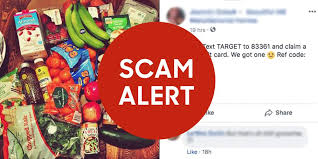 target gift card scam is targeting