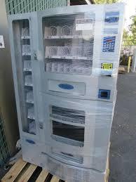 Office Deli Snack Soda Combo Vending Machine Fascinating COINCO DELI COMBO SNACKSODA VENDING KIOSK 48 Price Estimate