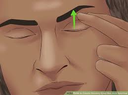 image led create smokey eyes like jack sparrow step 6