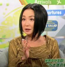 Kokoroの部屋 On Twitter 浅野温子さん髪切ってるw浅野世代のには