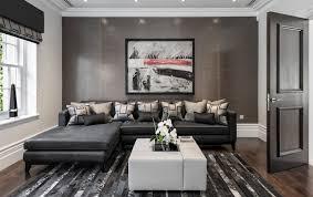 contemporary interior design living space