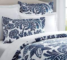 rae duvet cover sham pottery barn regarding awesome house navy duvet cover king ideas