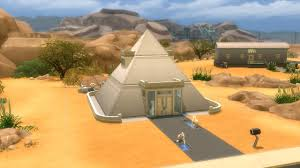 Pyramid House Plans The Sims 4 House Building Modern Pyramid Youtube
