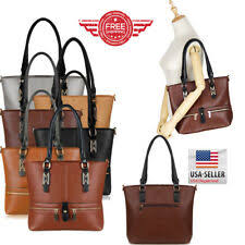 <b>Faux Leather Tote Bags</b> & Handbags for Women for sale | eBay