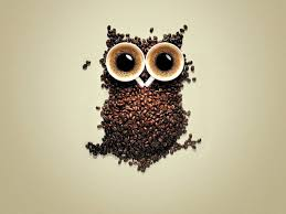 Cool Art Us 5 59 Coffee Cup Beans Owl Cool Art Style Art Silk Poster Art Bedroom Decoration 1063 In Wall Stickers From Home Garden On Aliexpress Com