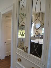 Mirrored Kitchen Cabinet Doors Design Indulgence The Show House