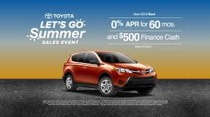 Riley Toyota Let's Go Summer Sales Event - YouTube