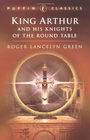 king arthur and his knights of the round table puffin classics green