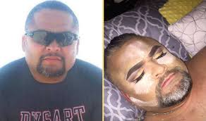 recently breea telon gave her father edward one epic glo up with just a sprinkling of makeup and fake