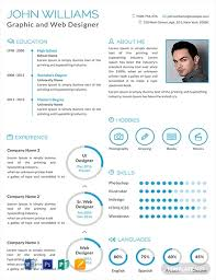 Web Designer Cv Free Graphic And Web Designer Resume Template Word Psd