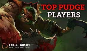 top 5 dota 2 pudge players kill ping