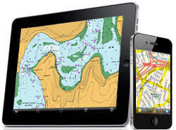 Navigation Charts For Iphone Ios Navigation App Ipad Iphone Offline Mapping App