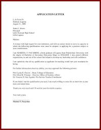 6 Application For Attachment Letter Sample Global Strategic Sourcing