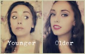 look 5 years younger older with makeup pattysway