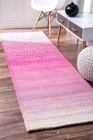 pink and purple area rug awesome tuscanmoderno ombre rug