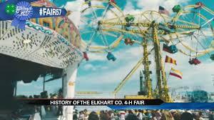 History Of The Elkhart County 4 H Fair