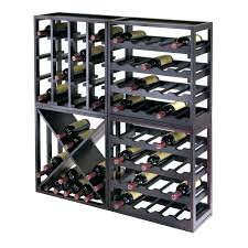 Metal Wine Rack Cabinet Wire Table For Wall Etsy. Metal Wine Rack With  Glass Top Stainless Steel Amazon Kits. Metal Wine Racks Wall Mounted Rack  Diy ...