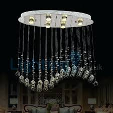 idea ceiling mount chandelier light fixture and modern contemporary chandelier flush mount led pendant fixture crystal