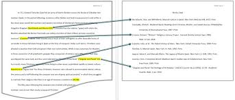 017 Mla In Text Citation For Research Paper Sample Museumlegs