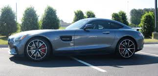 BenzBlogger » Blog Archiv » 2016 Mercedes AMG GT S Edition 1 at ...