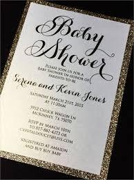 cut gender neutral baby shower invitation