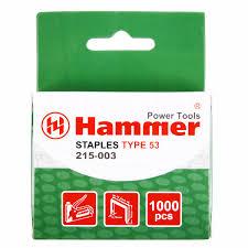 <b>Скобы</b> для степлера тип 53 (11.4 мм) – купить по выгодной цене в ...