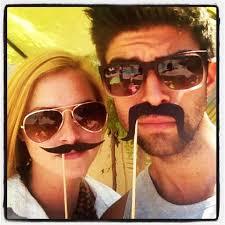 "2 Likes, 2 Comments - Melissa Gibbs (@melissaagibbs) on Instagram:  ""Mustaches and tequila ahhhhhh"" | Instagram, Mens sunglasses, Melissa"