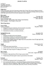 Objectives Section Of Resume Best of Objective Section Of Resume Andaleco