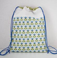 Drawstring Backpack Pattern Adorable Free Sewing Pattern Drawstring Backpack For Kids Bags Pinterest