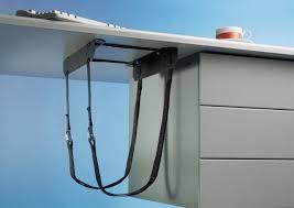 outstanding under desk pc cpu 42 holder straps mount bracket new within under desk computer mount attractive
