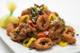 cherry pepper calamari