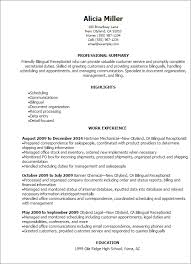 Receptionist Resume Amazing Student Learning Support Basic Tips For Writing An Academic Paper