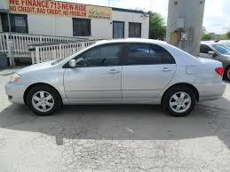 2005 Toyota Corolla CE 4dr Sedan In Houston TX - Talisman Motor City
