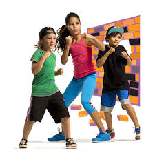 8 To 12 Year Olds Born To Move Les Mills Asia Pacific