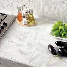 marble tile countertop. Avalon Marble Tile Countertop E
