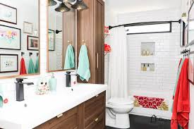 Bathroom Remodeling Home Depot Mesmerizing DIY Bathroom Remodel REVEAL Designer Trapped In A Lawyer's Body