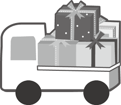 トラックのイラスト無料イラストフリー素材
