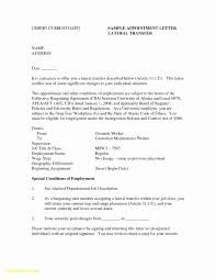 Cover Letter For A Teaching Position Luxury New Fer Letter With Job