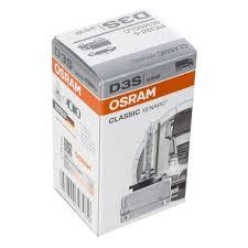 <b>Лампа</b> ксеноновая <b>OSRAM D3S</b> Xenarc Classic 42V-35W, 1шт ...