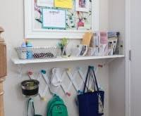 Clever office organisation 29 diy office table Bedroom How To Organize Your Entryway 21 Fun Clever Tips Couponscom Home Hacks 19 Tips To Organize Your Bedroom Thegoodstuff
